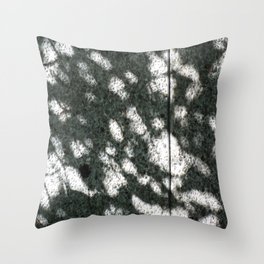 SHADE-2 Throw Pillow