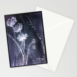 Nature's galaxy Stationery Cards