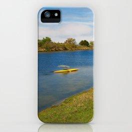 Assateague Island Marsh iPhone Case