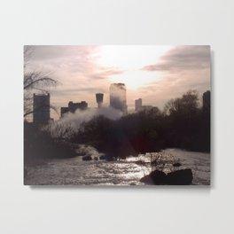 NiagaraFalls-Canada Metal Print