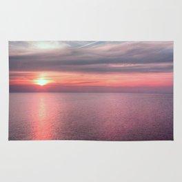 Norfolk summer sunset Rug