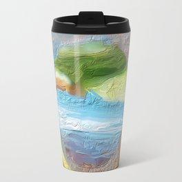 Abstract Mandala 212 Travel Mug