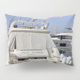Prestige 550 Powerboat Pillow Sham