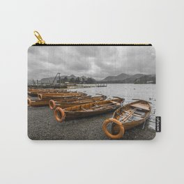 Boats at Derwent Water Carry-All Pouch