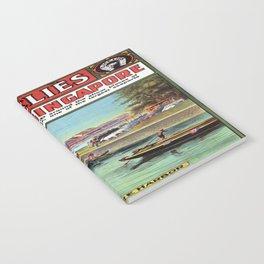 Vintage poster - Singapore Notebook