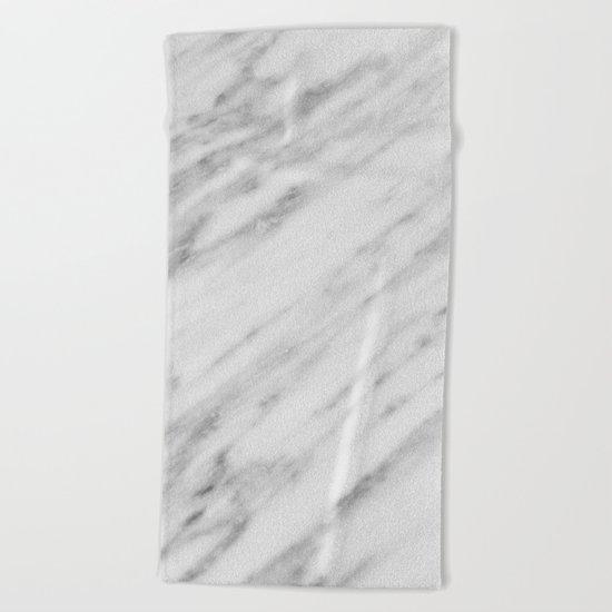 Carrara Italian Marble Beach Towel