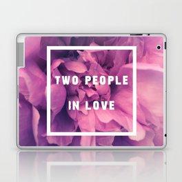 Two People In Love Laptop & iPad Skin