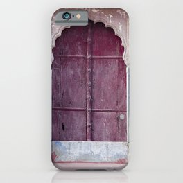 Doors Of Rajasthan 2 iPhone Case