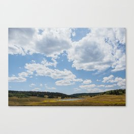 New Mexico - Hidden Gem Canvas Print