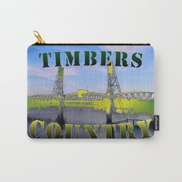 Timbers Country Carry-All Pouch