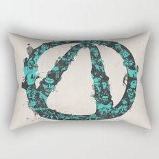 Borderlands 2 Rectangular Pillow