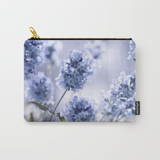 Lavender Blue 87 Carry-All Pouch