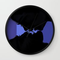 top gun Wall Clocks featuring top gun by betp