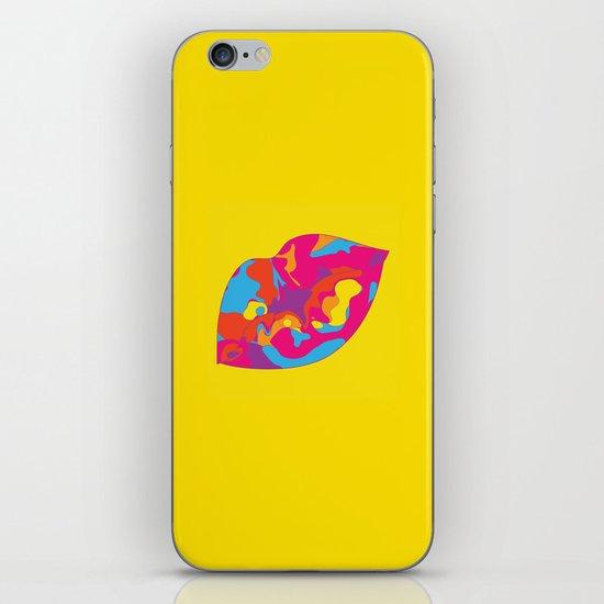 Besos iPhone & iPod Skin