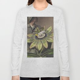 A Passion For Travel Long Sleeve T-shirt