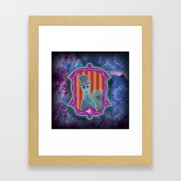Happy Haunts - Hitchhikers Framed Art Print
