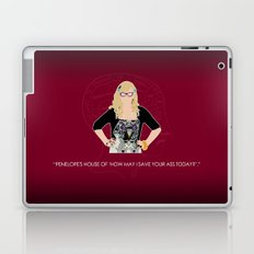 Criminal Minds - Garcia Laptop & iPad Skin
