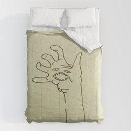 Hey, How's It Goin' Comforters