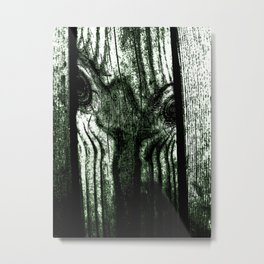 Freak in a tree Metal Print