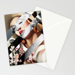 "Tamara de Lempicka's ""The Straw Hat"" & M.M. Stationery Cards"