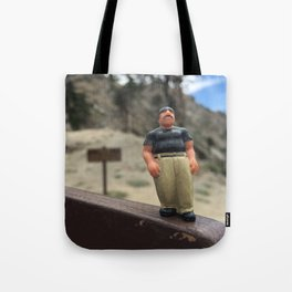 Homies Hike Tote Bag
