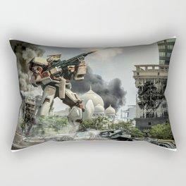 Astray Shooting Rectangular Pillow