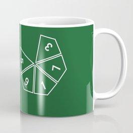 Unrolled D10 Coffee Mug