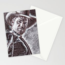 Justified - Timothy Olyphant Stationery Cards