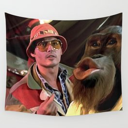 Johnny Depp @ Fear and Loathing in Las Vegas #2  Wall Tapestry