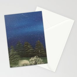 Starry Night - Pure Nature Stationery Cards