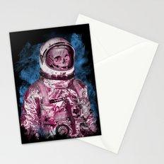 AstroSkull Stationery Cards