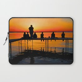 Sconnie Sunset Laptop Sleeve