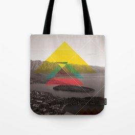 Sojourn series - Queenstown Tote Bag