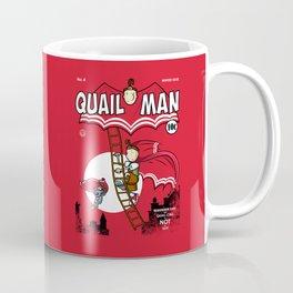 The Dark Quail Coffee Mug