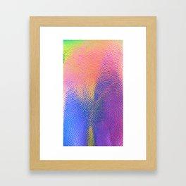 Unicorn Hide Framed Art Print