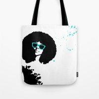 scorpio Tote Bags featuring Scorpio by Bree Stillwell Craft
