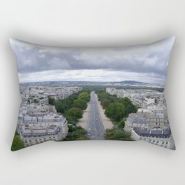Ciel ouvert Rectangular Pillow