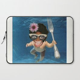 Fear the Trident Laptop Sleeve