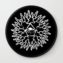 melting pineal Wall Clock