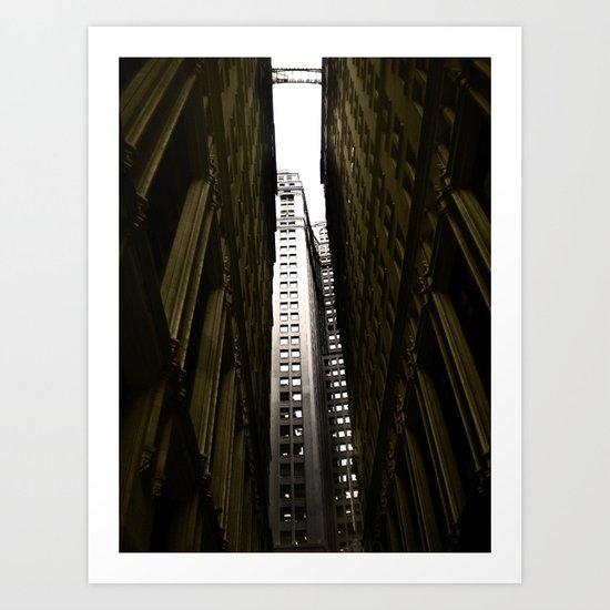 New York in 20 pics - Pic 6. Art Print