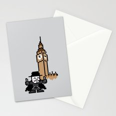P for Pixel Stationery Cards