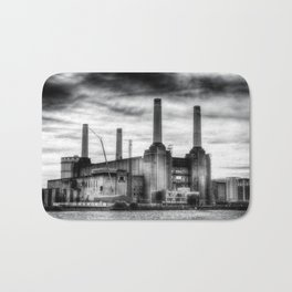 Battersea Power Station London Bath Mat