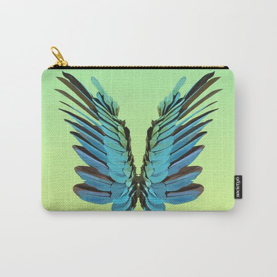 Macaw Wings Carry-All Pouch