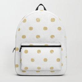 Gold Spots Backpack