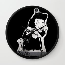 Dad..., you BAD ASS! ;) - LIFE CURRENT series... Wall Clock
