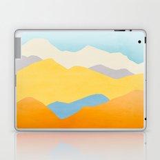 Happy Mountains Laptop & iPad Skin