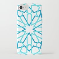 arabic iPhone & iPod Cases featuring Arabic Pattern by Soso Creation