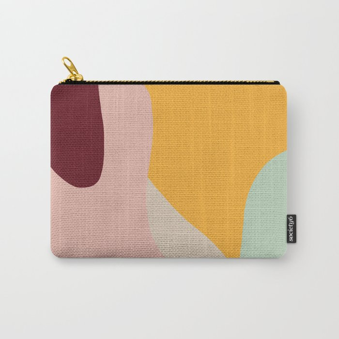 Ziz Abstract Painting Carry-All Pouch
