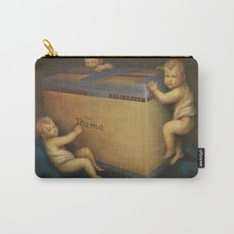 Madonna In Absentia Carry-All Pouch