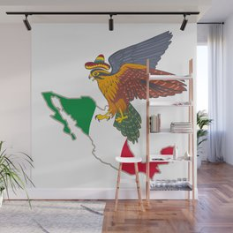 Welcome to Mexico Wall Mural